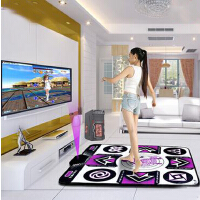 单人加厚跳舞机电脑瑜伽健美操跳舞机无线感应中文版瑜伽跳舞毯