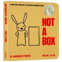 Not a Box 不止是个盒子 箱子 英文原版 吴敏兰绘本123 第36本 英文儿童读物
