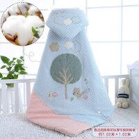 婴儿床上用品婴儿抱被秋冬加厚初生婴儿包被新生儿被子宝宝用品春冬季睡袋YW28