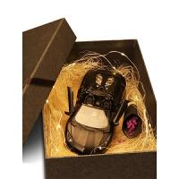 兰博基尼模型金属合金跑车汽车模型仿真摆件儿童节礼物
