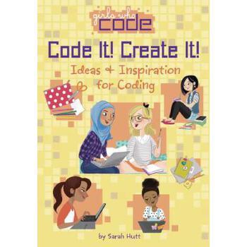 【预订】Code It! Create It!: Ideas & Inspiration for Coding 预订商品,需要1-3个月发货,非质量问题不接受退换货。