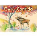 【预订】C Is for Canada