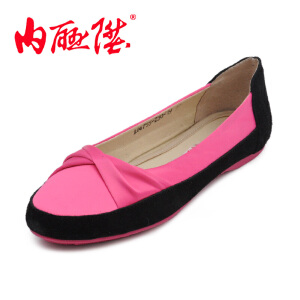 内联升 女鞋布鞋 春秋时尚休闲布鞋 老北京布鞋 6755C