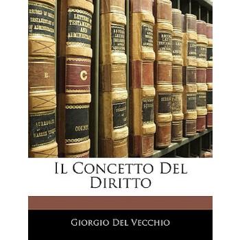 【预订】Il Concetto del Diritto 预订商品,需要1-3个月发货,非质量问题不接受退换货。