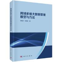 跨域多维大数据管理模型与方法