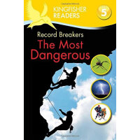 Kingfisher Readers Level 5: Record Breakers, The Most Dange