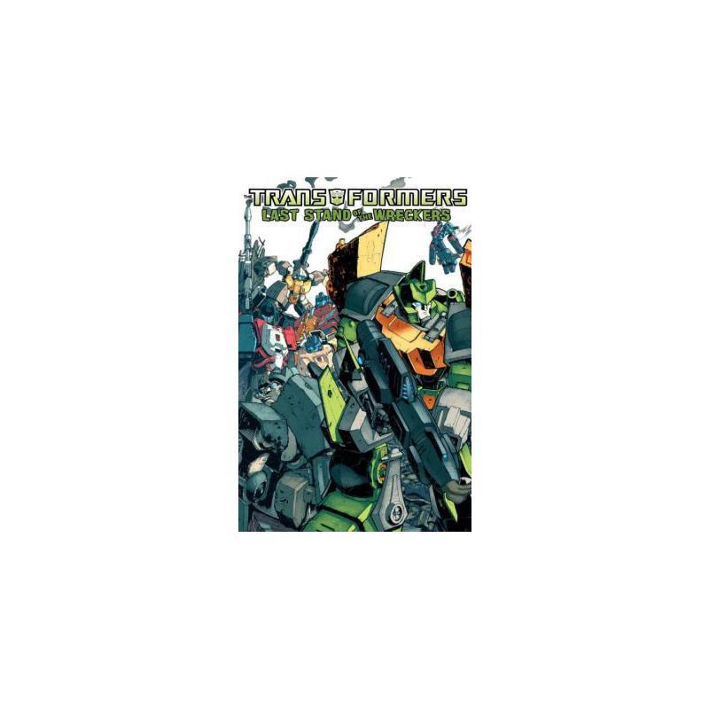 【预订】Transformers: Last Stand of the Wreckers 预订商品,需要1-3个月发货,非质量问题不接受退换货。