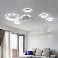 【品牌特惠】 吸顶灯现代简约书房卧室房间LED灯具个性创意艺术北欧客厅灯