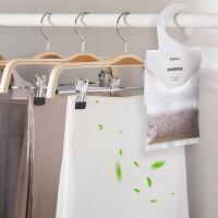 FaSoLa 空气清新剂 家用室内卧室固体车载用香包衣柜除味持久清香