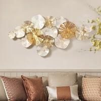 新中式铁艺壁挂壁饰墙面背景墙 创意家居卧室客厅挂件家居装饰品