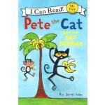 皮特猫 英文版 Pete the Cat and the Bad Banana (My First I Can Rea
