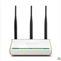 包邮 腾达W304RV5 无线路由器 300M穿墙 三天线 无线wifi
