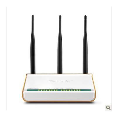 包邮 腾达W304RV5 无线路由器 300M穿墙 三天线 无线wifi送网线!!大部分地区包邮!