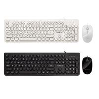 键盘鼠标套装 朋克键盘鼠标套装 商务办公游戏电脑配件工厂