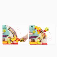 babycare儿童轨道玩具双面惯性滑翔小汽车早教益智男女孩宝宝礼物