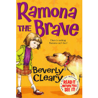 Ramona the Brave 雷梦拉系列:勇敢的雷梦拉 ISBN9780380709595
