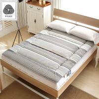 羊毛床垫褥子全棉床褥垫被学生宿舍床垫0.9单双人床1.8米定制