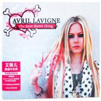 正版音乐 艾薇儿 Avril Lavigne 美丽坏东西CD DVD亚洲豪华限定版