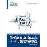 [二手旧书9成新]Hadoop & Spark大数据开发实战(大数据开发工程师系列)肖睿 雷刚跃 宋丽萍 张宇 彭英