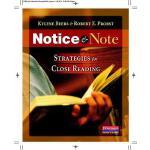 【预订】Notice & Note: Strategies for Close Reading