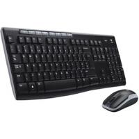 罗技 MK260 无线键鼠套装 无线键盘鼠标套装