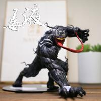 漫威寿屋蜘蛛侠毒液屠杀致命守护者电影周边模型手办摆件雕像