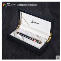 Pimio毕加索PS-80玛雅天韵休闲10K金笔毕加索钢笔墨水笔金笔