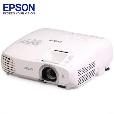 EPSON 爱普生投影机/投影仪 CH-TW5300,1080P全高清3D投影仪,爱普生TW5200升级款,家庭影院投影仪 爱普生1080P全高清投影机 家用高清影院适用