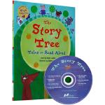 The Story Tree 英文原版 Barefoot 英国光脚丫童书社 8个经典故事绘本 儿童绘本 附CD