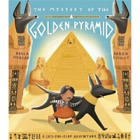 预售 The Mystery of the Golden Pyr 预计8月底发货
