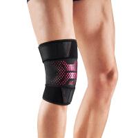 欧比LP CT72亮彩单片运动用可调式护膝 男女运动膝盖关节半月板护具