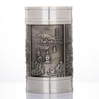 【优选】茶叶罐纯锡装茶叶罐普洱茶储存罐茶叶包装盒茶罐密封罐便携