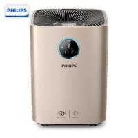 飞利浦(PHILIPS)空气净化器 家用除雾霾除甲醛除PM2.5除过敏源 实时数显 手机智控 AC5665/00