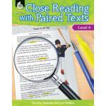 【预订】Close Reading with Paired Texts Level 4 (Level 4): Enga