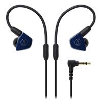 铁三角 LS50iS 双动圈手机线控入耳式耳机低频强劲 手机耳麦