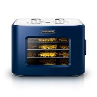 摩飞(Morphyrichards)MR6255蓝色干果机料理机食品风干机 家用水果蔬菜肉类脱水机干燥机