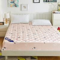床罩纯棉床笠单件加厚夹棉保护套儿童防滑尘罩全包棉席梦思床垫套