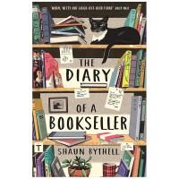 【预订】书店老板日记 书商日记 The Diary of a Bookseller 英文原版 英国超人气二手书店毒舌店主的吐槽日记