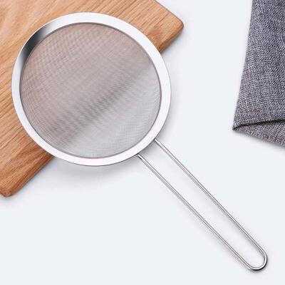 滤油网 豆浆漏勺家用药渣浮沫隔油器网筛辅食过滤网