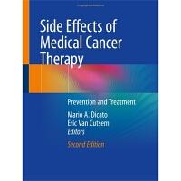 预订Side Effects of Medical Cancer Therapy:Prevention and Trea