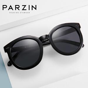 帕森 男女偏光太阳镜 复古时尚情侣款太阳眼镜墨镜驾驶镜9287