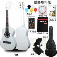 儿童吉他30寸可弹奏可调音小孩宝宝初学者入门小吉他玩具学生教学
