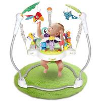 儿童哄娃 宝宝跳跳椅婴儿弹跳健身架0-1岁玩具3-6-12个月