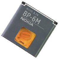 诺基亚 BP-6M电池N73 3250 N93 9300 6280