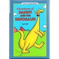 Adventures of Danny and the Dinosaur (I Can Read,Level 1, 3