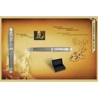 德国公爵Duke 名人纪念版737莎士比亚 铱金笔 钢笔 公爵笔