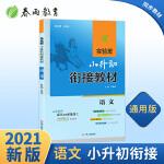实验班小升初衔接教材 语文 2021年新版小学升初中考试卷