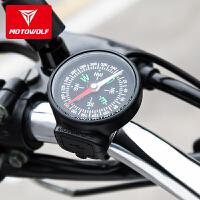 摩托车usb充电器防水导航快充改装电动踏板车手机带指南针