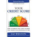 【预订】Your Credit Score: How to Improve the 3-Digit Number Th