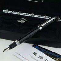 德国公爵duke旋转笔帽新导师钢笔铱金笔墨水笔公爵钢笔619男女士